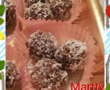 Bocconcini Cocco e Cioccolato