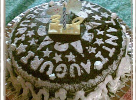 Torta Semplice di Compleanno