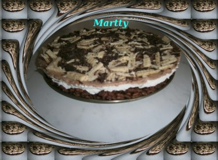 Cheesecake ai cioccolati
