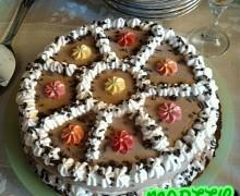 Torta Gelato per Gabry e Cri!!