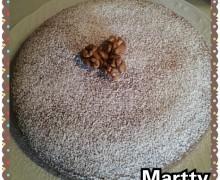 Torta Integrale con Noci e Mandorle