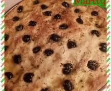 Focaccia della Sera alle Olive