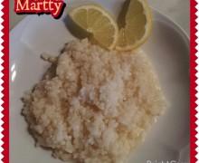 Risotto al Limone