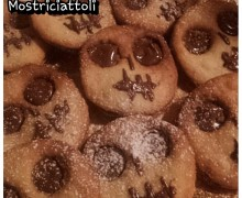 Biscotti Mostriciattoli