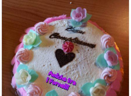 Torta 5 Anni