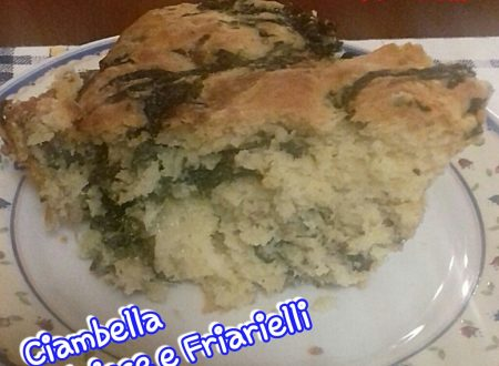 Ciambella  Salsicce e Friarielli